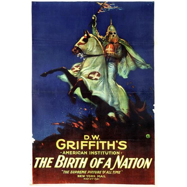 Nascimento de uma Nação - 1915