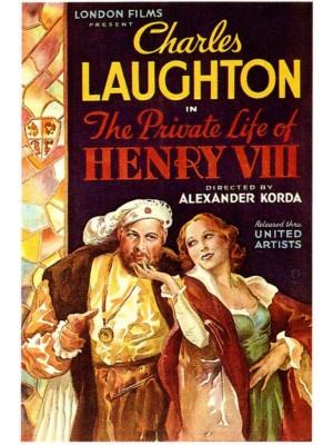 Os Amores de Henrique VIII - 1933