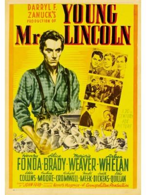 A Mocidade de Lincoln - 1939