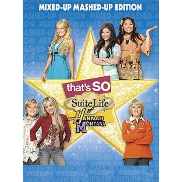 A Aventura de Raven, Zack e Cody e Hannah Montana ...