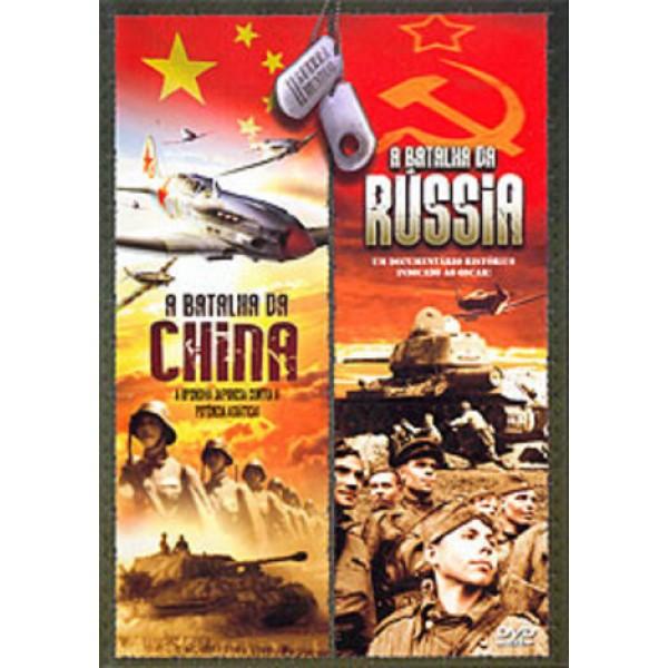 A Batalha da Rússia - 1943 & A Batalha da Chi...