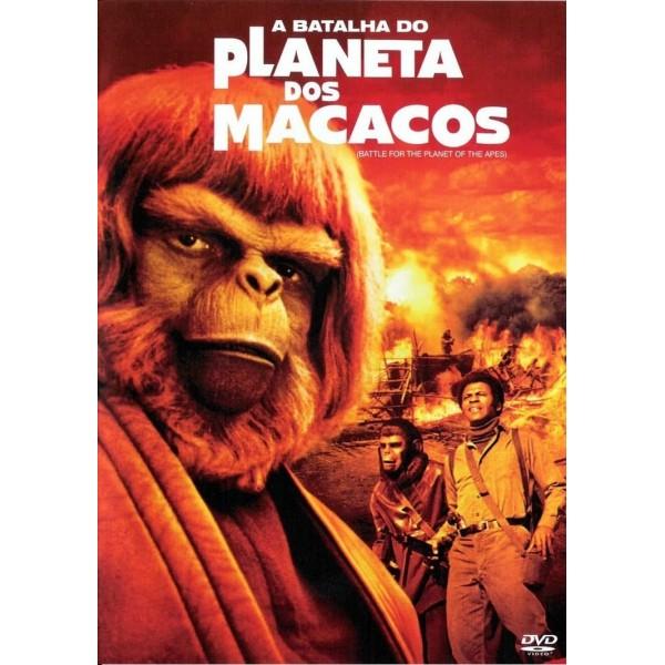 A Batalha do Planeta dos Macacos - 1973