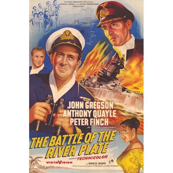 A Batalha do Rio da Prata - 1956