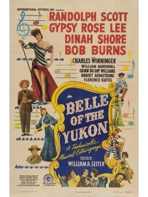 A Bela do Yukon - 1944