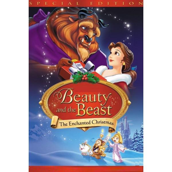 A Bela e a Fera - O Natal Encantado - 1992