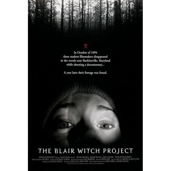 A Bruxa de Blair - 1999