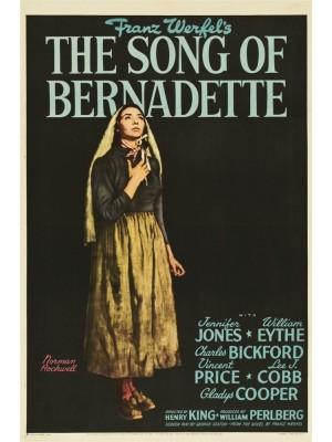 A Canção de Bernadette - 1943