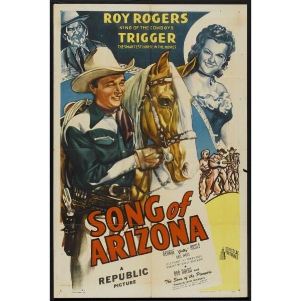 A Canção do Arizona - 1946