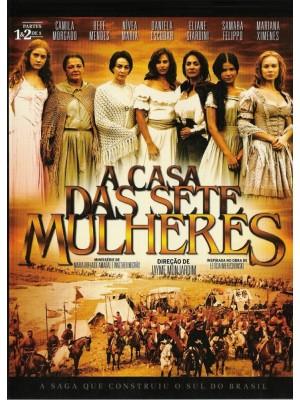 A Casa das Sete Mulheres - 2003 - 05 Discos
