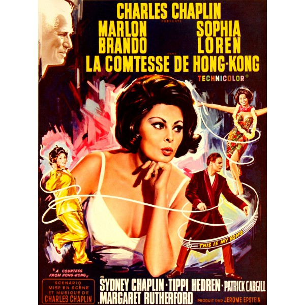 A Condessa de Hong Kong - 1967