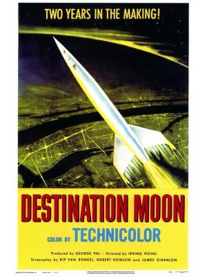 A Conquista da Lua - 1950