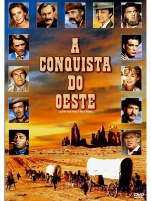 A Conquista do Oeste - 1962