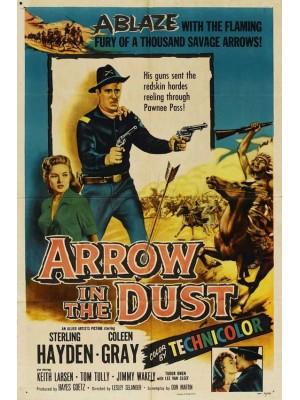 A Coragem de um Desertor | Flechas em Chamas - 1954