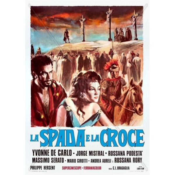 A Cruz e a Espada - 1958