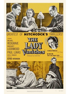 A Dama Oculta - 1938