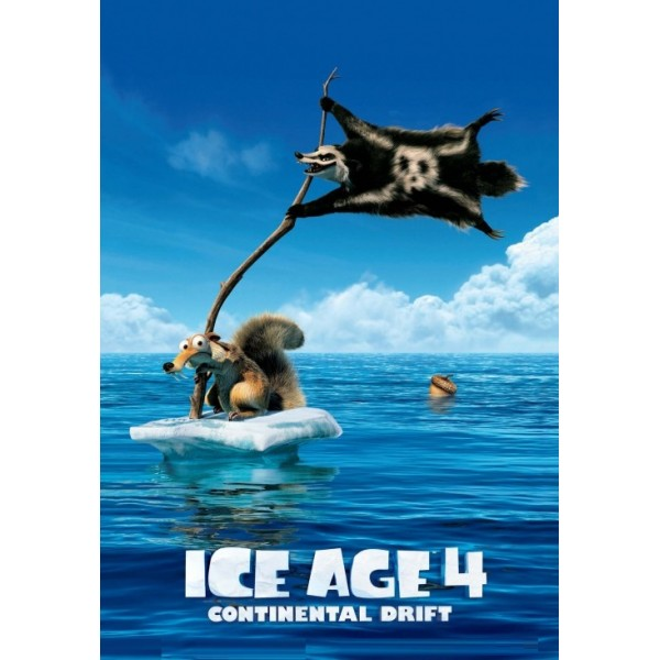 A Era do Gelo 4 - 2012