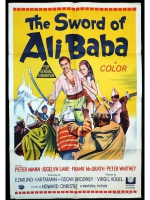 A Espada de Ali Baba - 1965