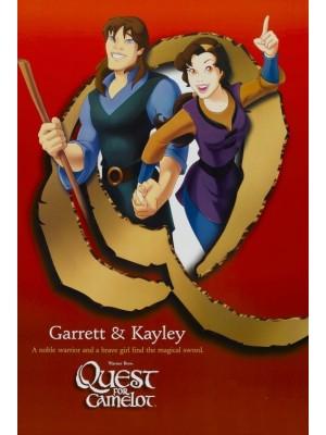 A Espada Mágica - A Lenda de Camelot - 1998