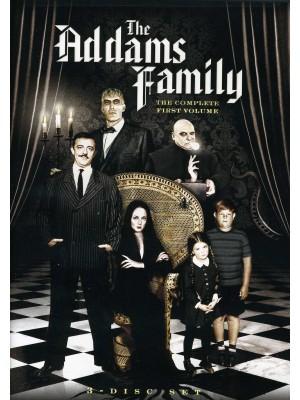A Família Addams - 1ª Temporada  - 1964 - 03 Discos