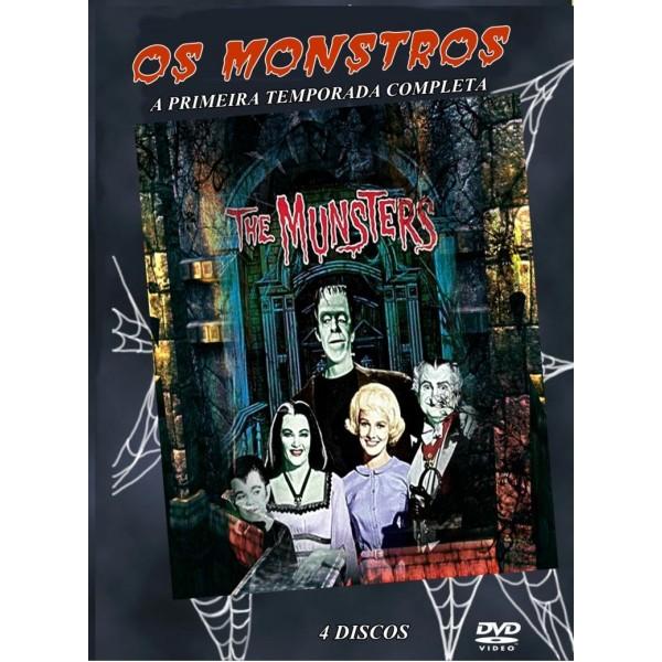 A Família Monstros / Os Monstros - 1964  - 1ª Te...