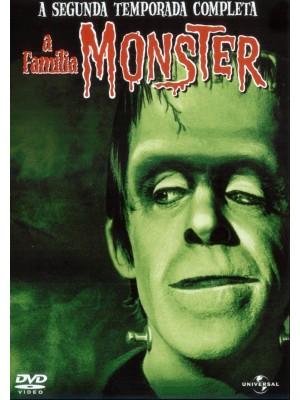 A Família Monstros | Os Monstros - 1965 - 2ª Temporada - 06 Discos