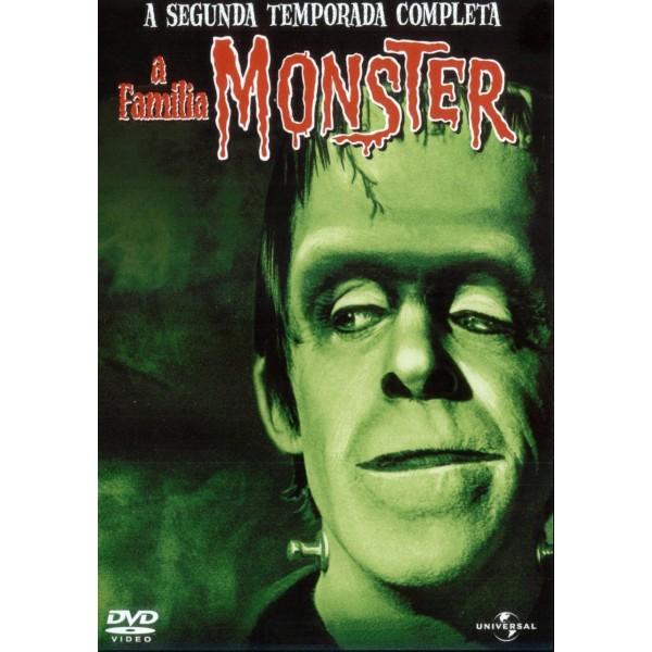 A Família Monstros | Os Monstros - 1965 - 2ª Tem...