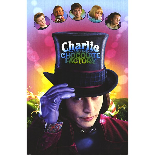 A Fantástica Fábrica de Chocolate - 2005