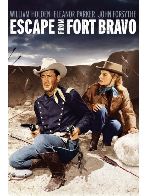 A Fera do Forte Bravo - 1953