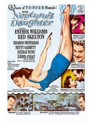A Filha de Netuno - 1949