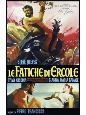 A Força de Hércules - 1958