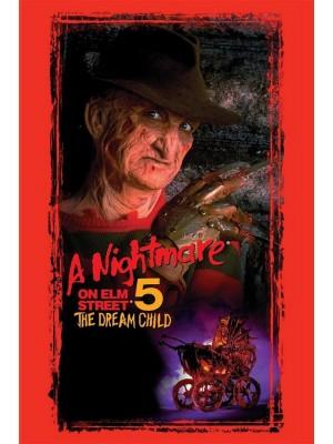 A Hora do Pesadelo 5 - O Maior Horror de Freddy - 1989