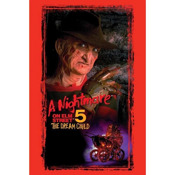 A Hora do Pesadelo 5 - O Maior Horror de Freddy - ...