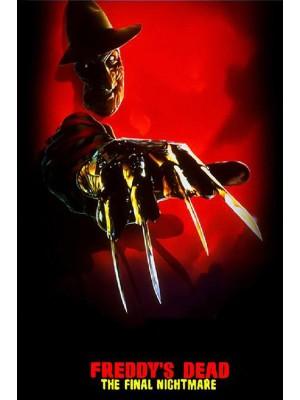 A Hora do Pesadelo 6 - O Pesadelo Final - A Morte De Freddy - 1991