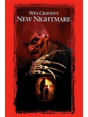 A Hora do Pesadelo 7 - De Wes Craven - O Novo Pesadelo: O Retorno de Freddy Krueger - 1994