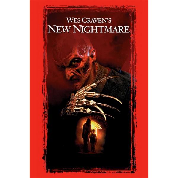 A Hora do Pesadelo 7 - De Wes Craven - O Novo Pesa...