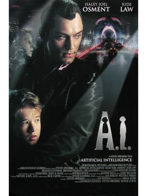 A.I. - Inteligência Artificial - 2001