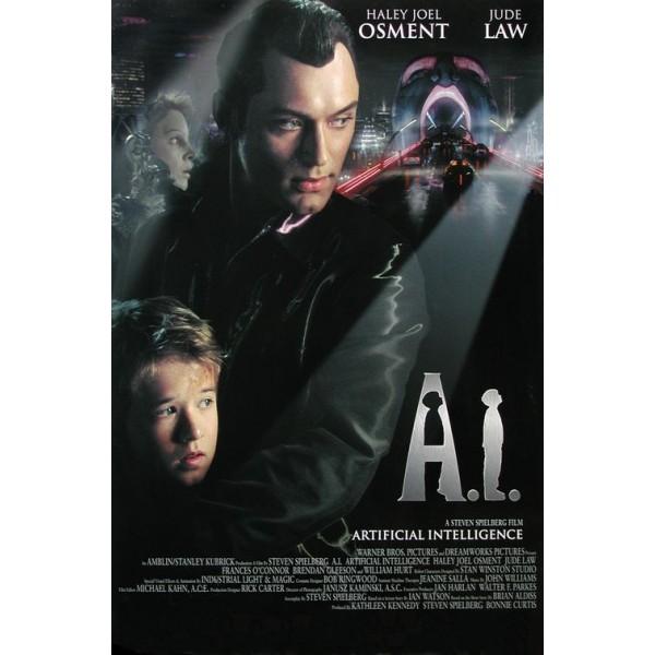 A.I. - Inteligência Artificial - 2001