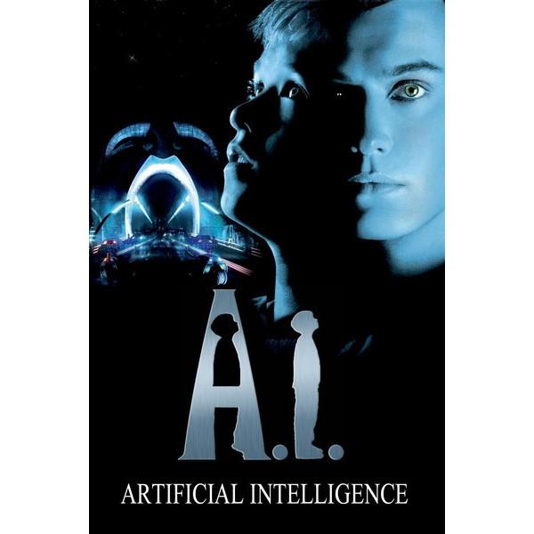 A.I. - Inteligência Artificial - 2001 - Duplo