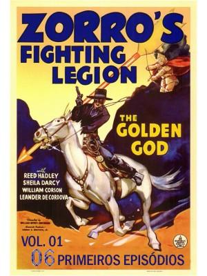 A Legião do Zorro - Vol.01 - 1939