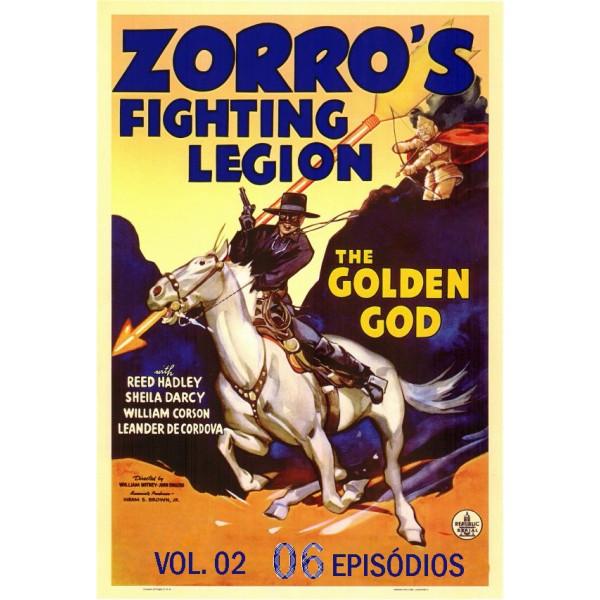 A Legião do Zorro - Vol. 02 - 1939