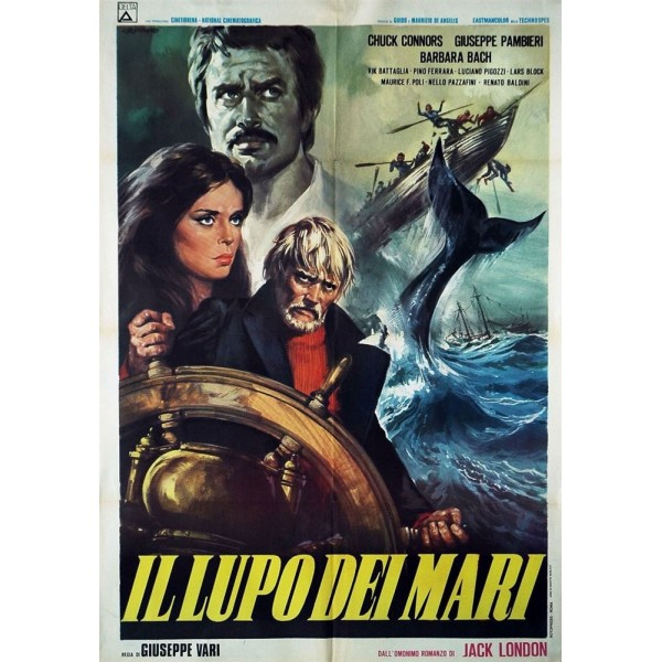 A Lenda Do Lobo Do Mar - 1975