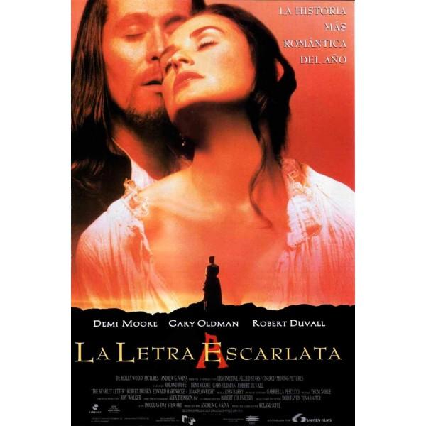 A Letra Escarlate - 1995