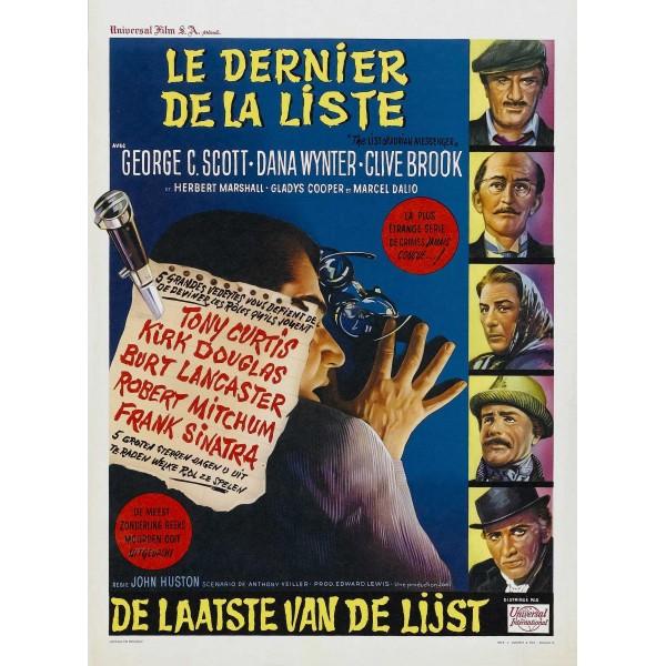 A Lista de Adrian Messager - 1963