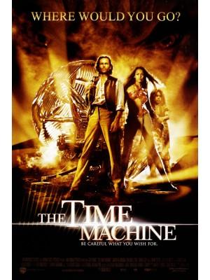 A Máquina do Tempo - 2002