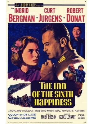 A Morada da Sexta Felicidade - 1958