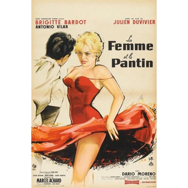 A Mulher e o Fantoche - 1959