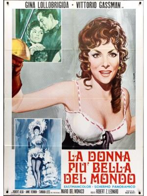 A Mulher Mais Linda do Mundo - 1955