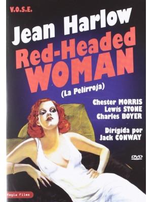 A Mulher Parisiense dos Cabelos de Fogo - 1932