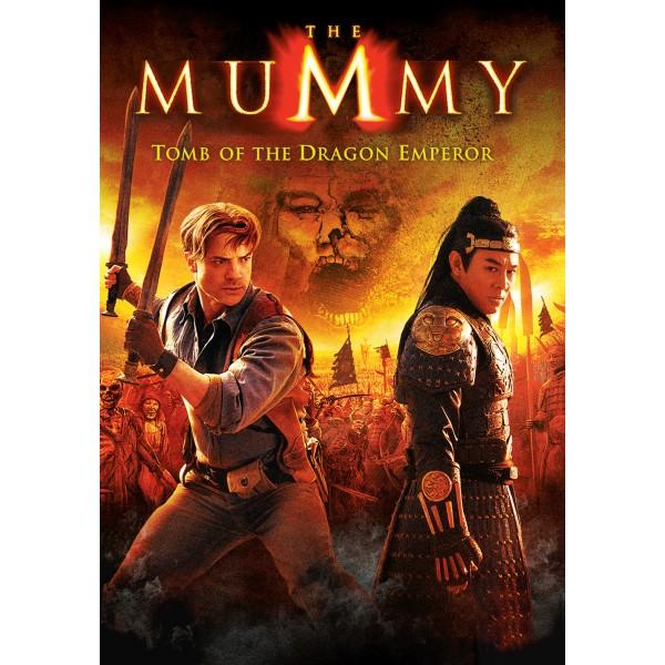 A Múmia - Tumba do Imperador Dragão - 2008