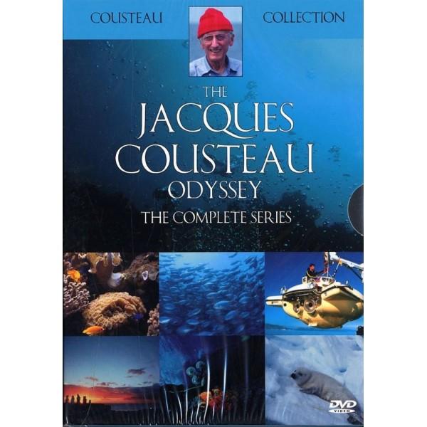 A Odisséia de Jacques Cousteau  - 2005